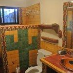 my tile bathroom