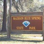 Madison Blue Springs State Park