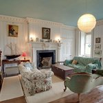The Drawing Room - Kelly House Devon