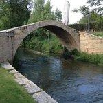 Puente romano en Calamocha