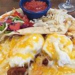 Breakfast Special with Chorizo
