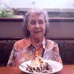 Happy Birthday Mother!