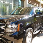 Use of hotel vehicle within 3 mile radius