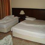 две комнаты с 2 кроватями