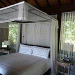 Garden Villa - bed