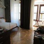 standard Zimmer - vollkommen ausreichend