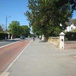 Hough Green Road neighborhood