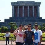 Anh, Wan Amin & Tôn (13th June 2013)