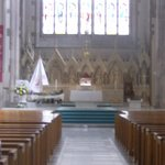 Alter of St Eugene's Cathedral