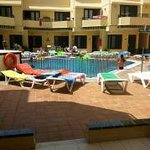 Pool view!