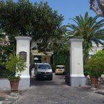 Ingresso Hotel Floridiana