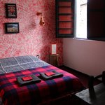 Newly decorated Ráquira themed room
