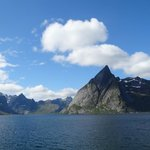 The GORGEOUS Lofoten Islands!  You just have to go there!