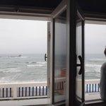 Легзира Sable d'Or Океан в окне