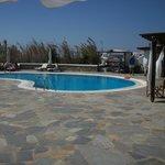 Poolside Hotel Jason Mykonos