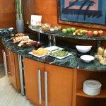 Buffet colazione italiana