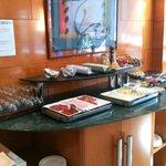 Buffet colazione tedesca