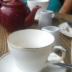 tea for me & tea for you...