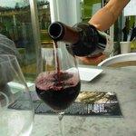 """BRICK BAY PHAROS 2009 """"A complex blend of red Bordeaux varietals"""""""