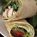 our sandwich wraps
