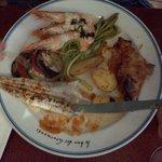 L'assiette de la mer