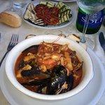 zuppa di molluschi