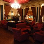 Chateau lobby
