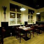 Cafeen Det Bette Hotel Restaurant
