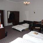 Triple bedroom (75) Sofa Bed