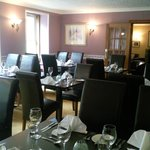 New refurbished dining room