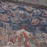 Fresco in St. Nicholas Church