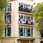 Maison Albar Hotel Nîmes Imperator Foto