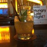 """Vodak"" drink off bar menu.Give it a try!!"