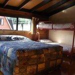 bedroom in one bedroom unit