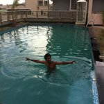 My Friend Swimming
