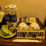 Daily Complimentary Fruits Plate
