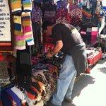 Brian at the Market
