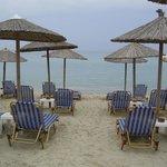 Siviri's beach