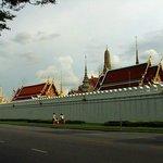 The Guesthouse Near Wat pra Kraw (Grand Palace)