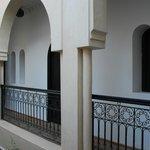 2. Hoteletage / Innenhof Zimmeransicht