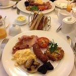 Amazing Full English Breakfast