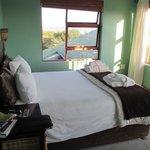 Zimmer mit Meeresblick