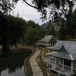 Tani Jubbar Lake and Template