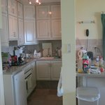 wonderful kitchen - two fridges, large pantry, gas cooker