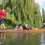 CFWS Summer Event - chauffeured punting