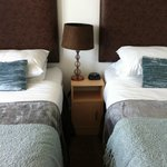 Twin room £39.50pppn  B&B