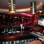 The disco bar on site