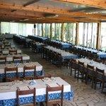 ristorante sala esterna