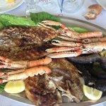 grigliata mista di pesce