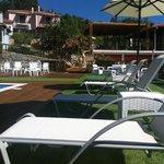 """Ilaeira Mountain Resort - Pool bar """"Le Stelle"""""""